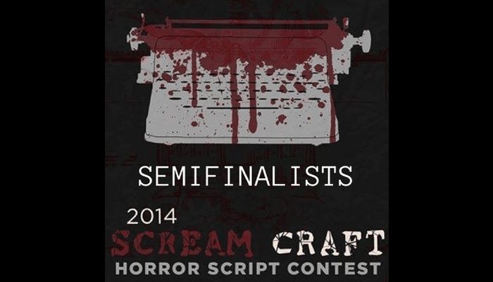 2014 ScreamCraft Horror Script Contest Semifinalists Announced!