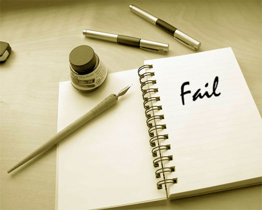 Why Most People Fail at Screenwriting