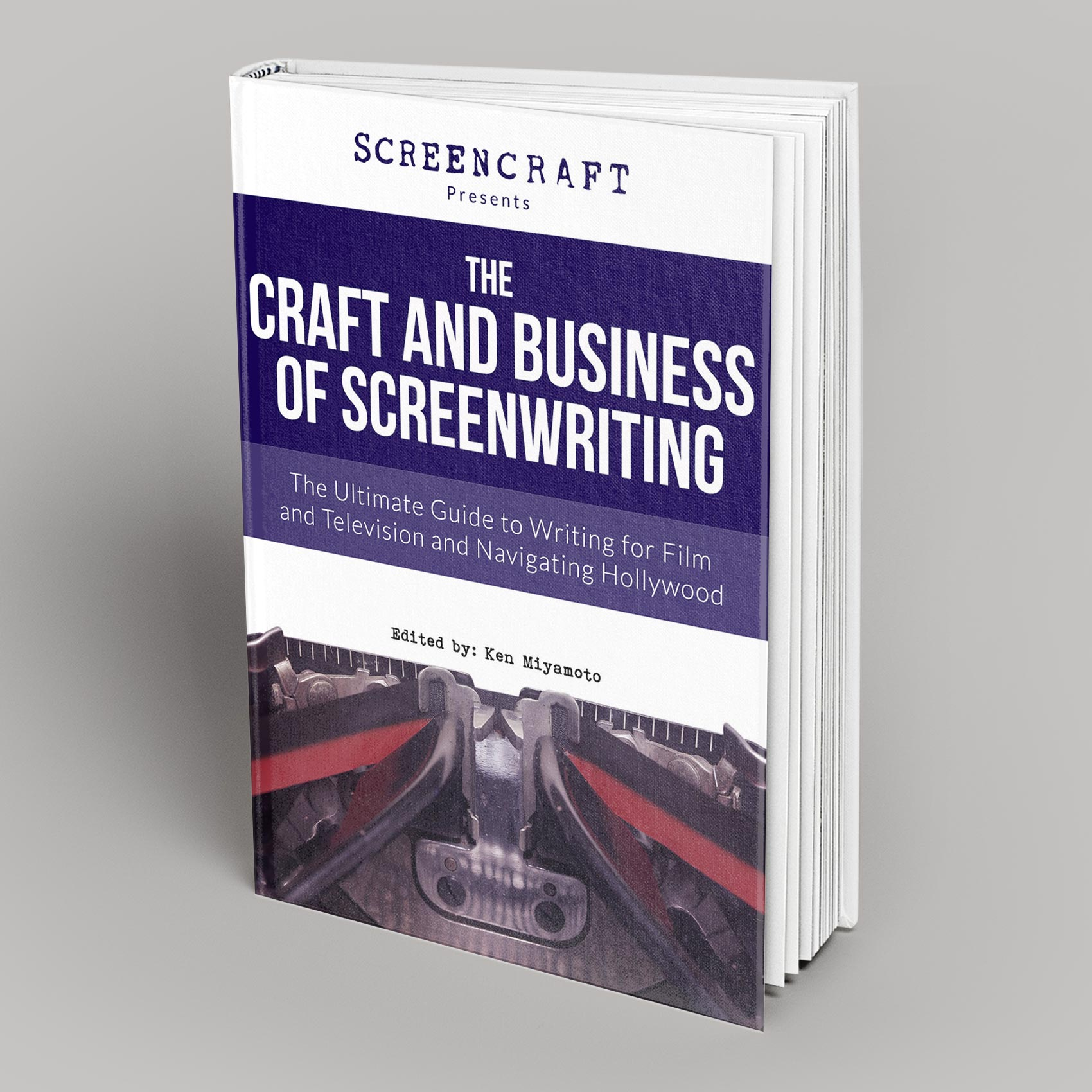 The craft and business of screenwriting screencraft books the fandeluxe Document