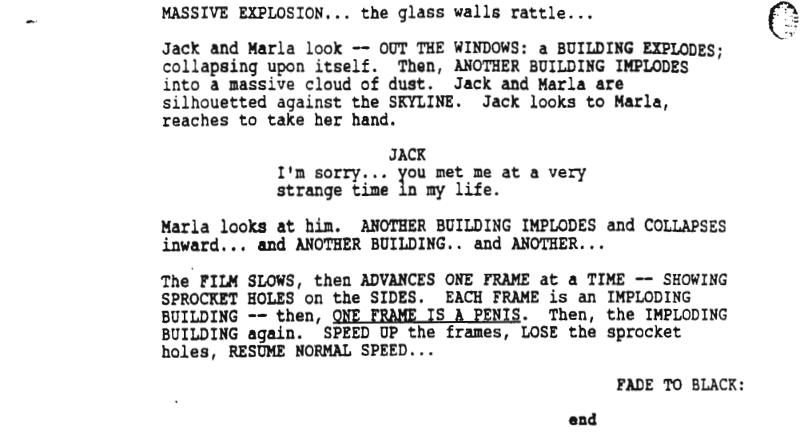 film script archive