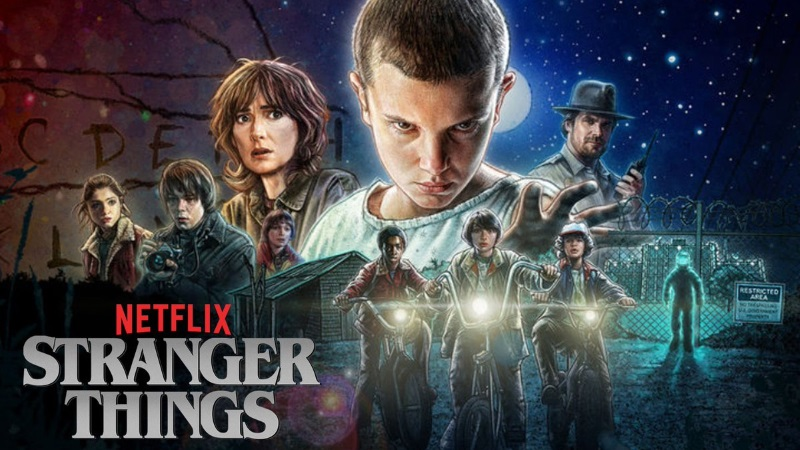 watch stranger things online free