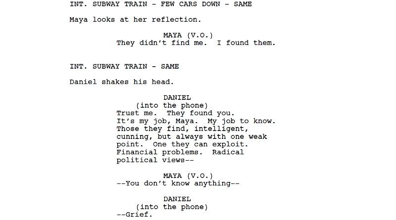 Screenwriting Basics How To Write Cinematic Phone Conversations Screencraft